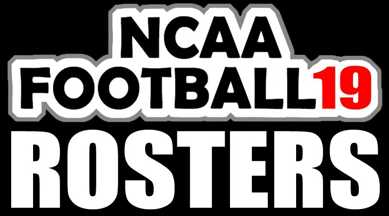 Ncaa Football 19 Rosters