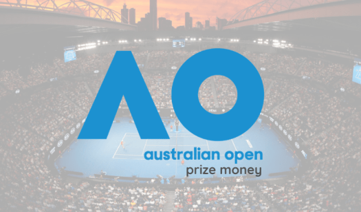 Australian Open 2021 Prize Money