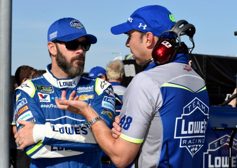 Other Sports: Is TMS the cure for slow start by seven-time Cup champ Jimmie Johnson? | SportsDay