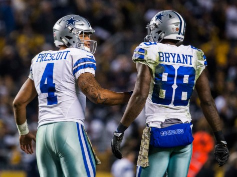 Image result for dak prescott and dez bryant argue picture picture
