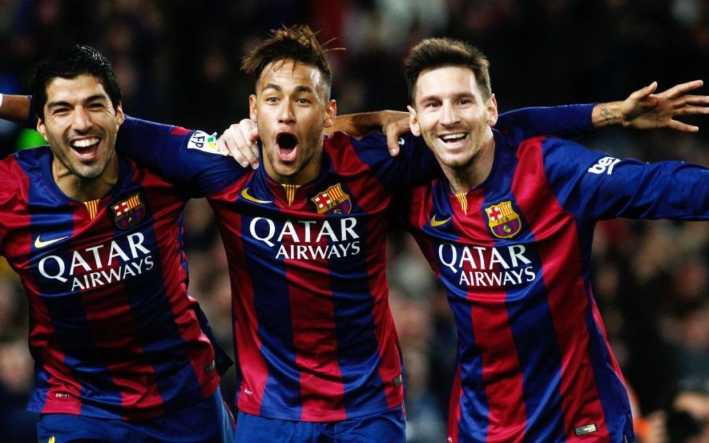 Neymar Jr to replace Lionel Messi at Barcelona.