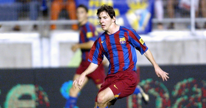 Lionel Messi almost signed at Arsenal
