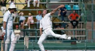 Jeff Thomson amongst top 10 fastest bowlers in the world.