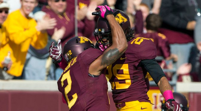 Minnesota Comes Back To Defeat Purdue In High Scoring Affair