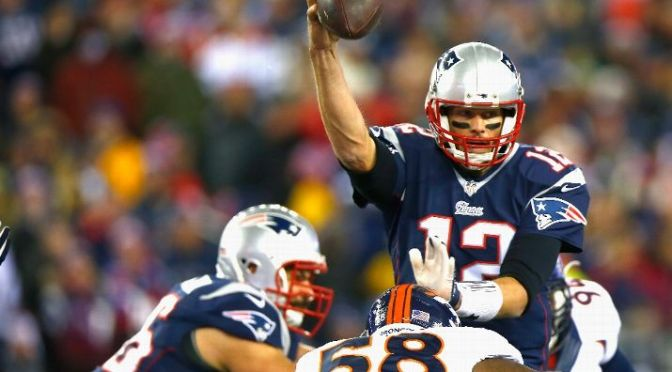 Patriots Continue Hot Streak, Crush Broncos 43-21