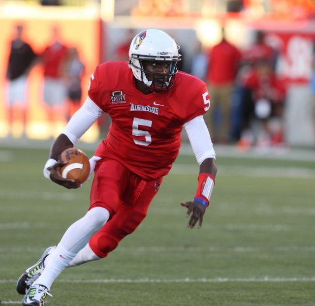 Tre Roberson has been electric for Illinois State after transferring from Indiana (Valley-Football.org)