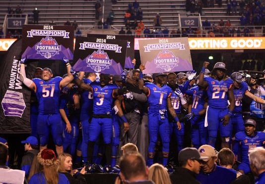 Mountain West Conference Releases 2015 Schedule