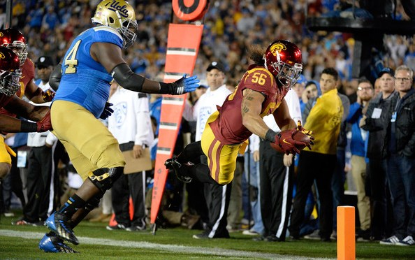 USC Will Be Without Anthony Sarao For Spring