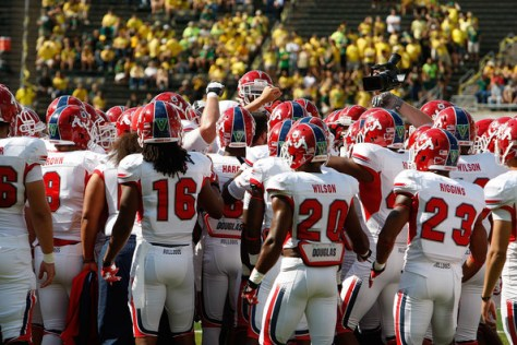 Fresno State will travel to Seattle to play the Washington Huskies in 2017 (Kevin Casey/Getty Images North America)