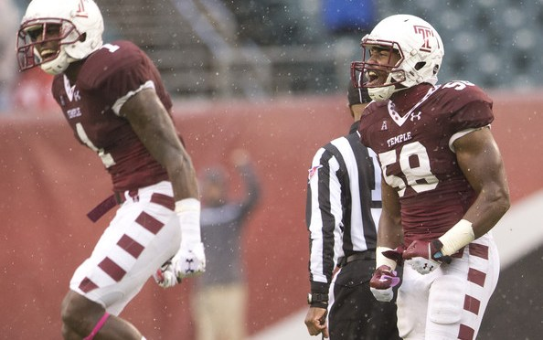 Temple Suspends Two Players After Arrests