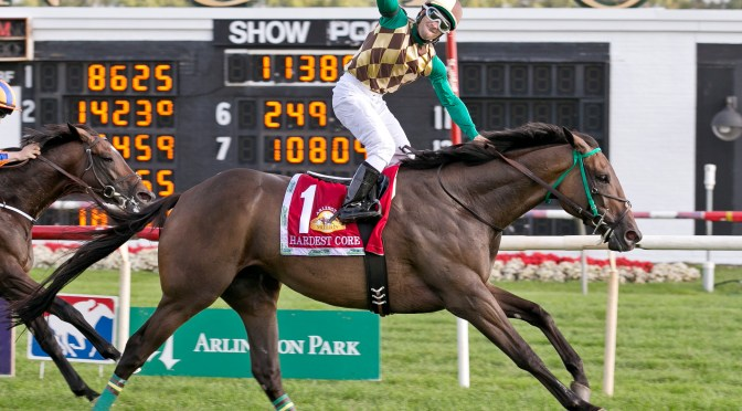 Stakes Purse Cuts At Arlington Park Is A Sign Of The Times