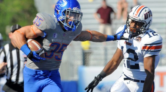 Charles Bertoli Leaves Boise State Football Team