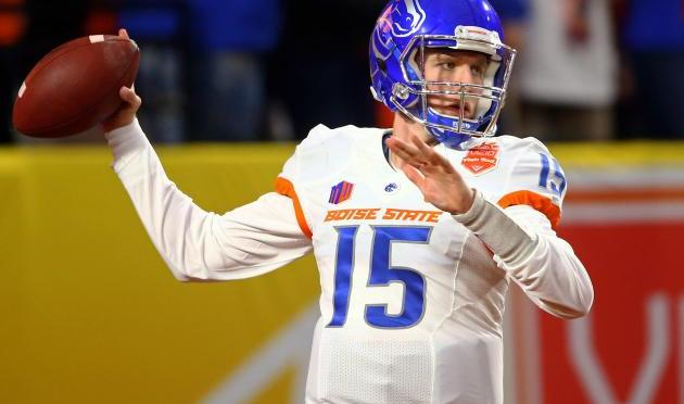 Boise State Quarterback Ryan Finley Arrested