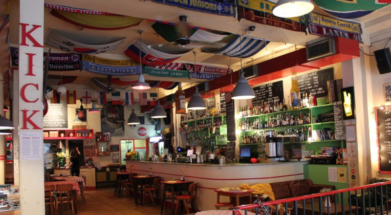 Shoreditch -- Best Pubs & Bars Showing Live Sport (Football, Rugby, Cricket, NFL)