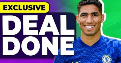 3 Things Chelsea Fans Should Know About Achraf Hakimi
