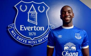 Yannick Bolasie joins Everton from Crystal Palace on five-year contract