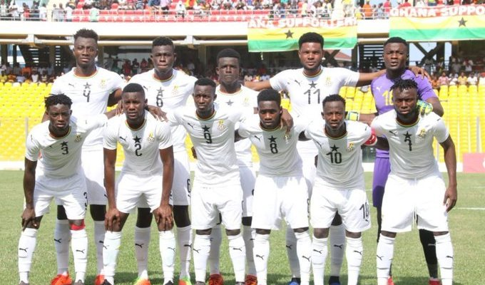 Black Meteors coach Tanko name team to face Algeria