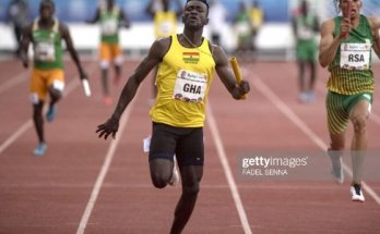 Doha 2019: Joseph Amoah placed sixth in Men's 100m race