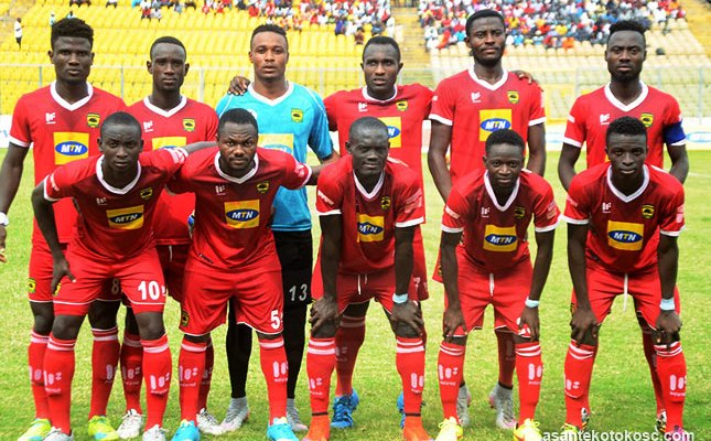 Asante Kotoko lands in Ghana after Etoile du Sahel defeat