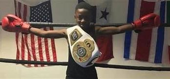 Ghanaian-American Boxing Prodigy, Joseph Awinongya Jr. For USA Nationals Tournament
