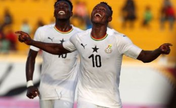 2019 WAFU: Ghana beat Gambia to advance to the quarter finals