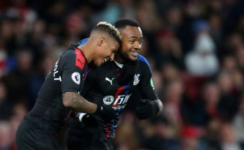 Ghana striker Jordan Ayew deny Arsenal three points