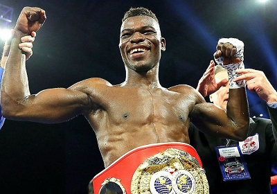 Commey: Title defence a life changing opportunity