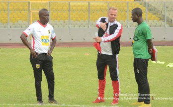 Coach Kjetil Zachariassen name 18-man squad for San Pedro game