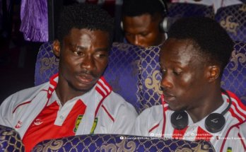 Asante Kotoko leaves for Abidjan today ahead of San Pedro game