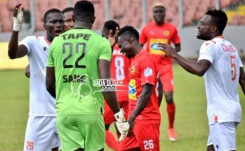 Coach Zachariassen names Kotoko team to face FC San Pedro