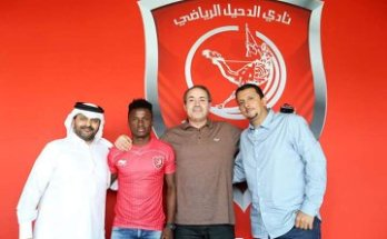 Black Meteors player Evans Mensah Joins Al Duhail In Qatar