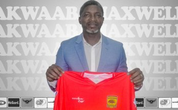 Asante Kotoko appoints Maxwel Konadu as new Head Coach
