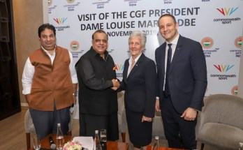 CGF President welcomes India confirming participation at Birmingham 2022