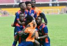Legon Cities record first league victory after win over Bechem United