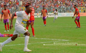 Justice Blay, Naby Keita silence Hearts of Oak in Accra
