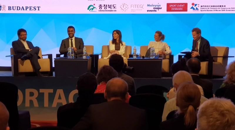 SportAccord summit 2018