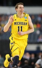 11) Denver Nuggets: Nik Stauskas, SG, Michigan, Soph.