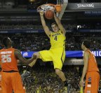 30) San Antonio Spurs: Mitch McGary, PF/C, Michigan, Soph.