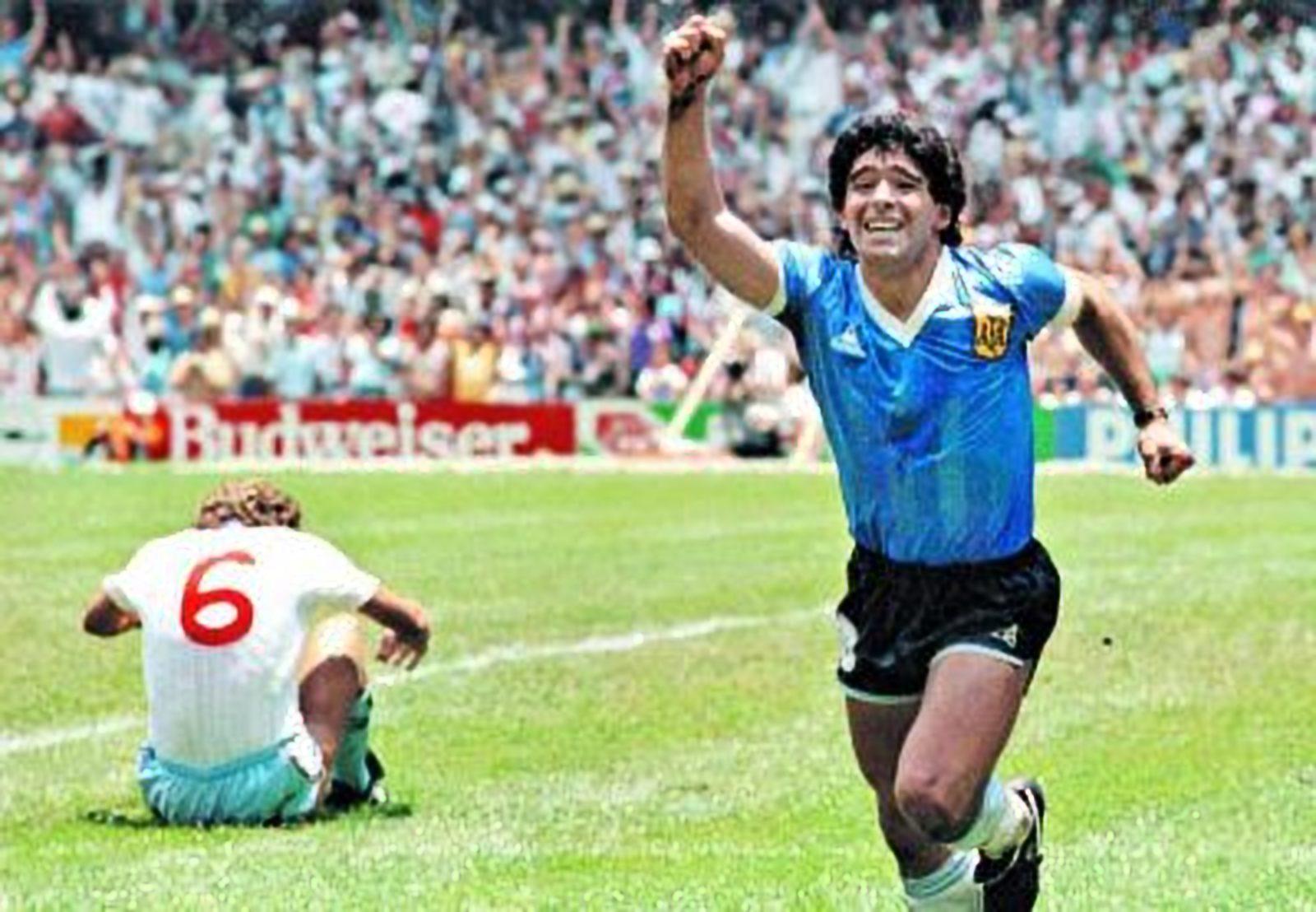 Diego Maradona Archives - Sports Gazette