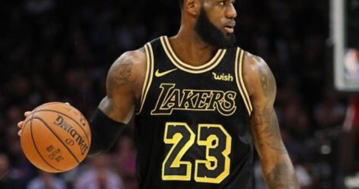 LeBron James Flew to Los Angeles on Saturday ahead of the Official Start of Free Agency