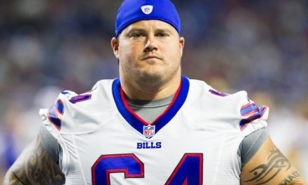 Richie Incognito Arrested at a Funeral Home