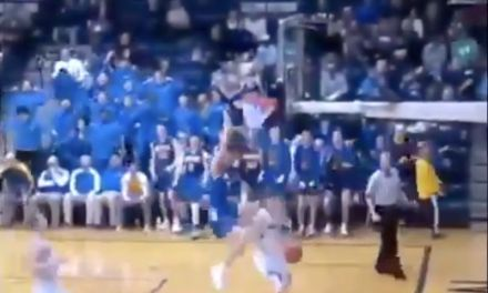 High School Announcer Resigns After Going On Mean Rant After High Schooler Dunks