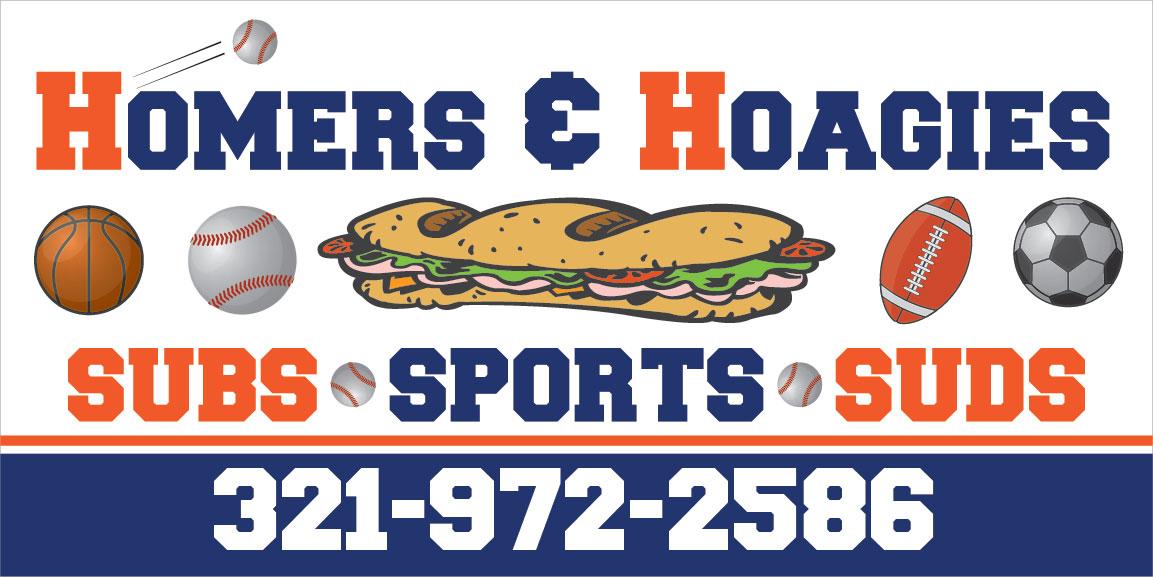 Homers & Hoagies