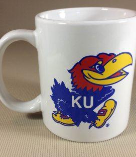 Kansas Jayhawks Mug