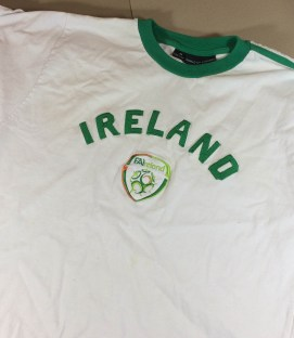 Ireland Ringer T-Shirt