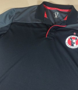 Tijuana Xolos Black Polo
