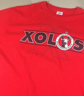 Tijuana Xolos Red T-Shirt
