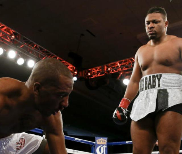 Jarrell Big Baby Miller Fails Additional Drug Tests After Losing Out On Anthony Joshua Title Fight Report Says Cbssports Com