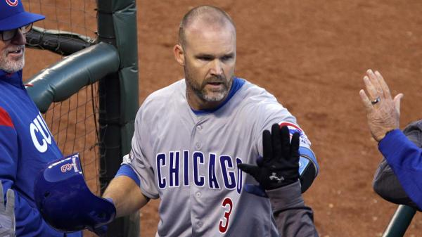 Chicago Cubs to hire former catcher David Ross as next manager, per report