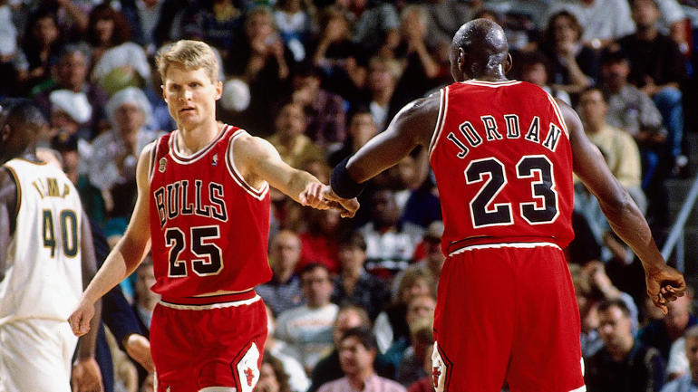 Steve Kerr: Michael Jordan might have won more titles if Twitter existed - CBSSports.com